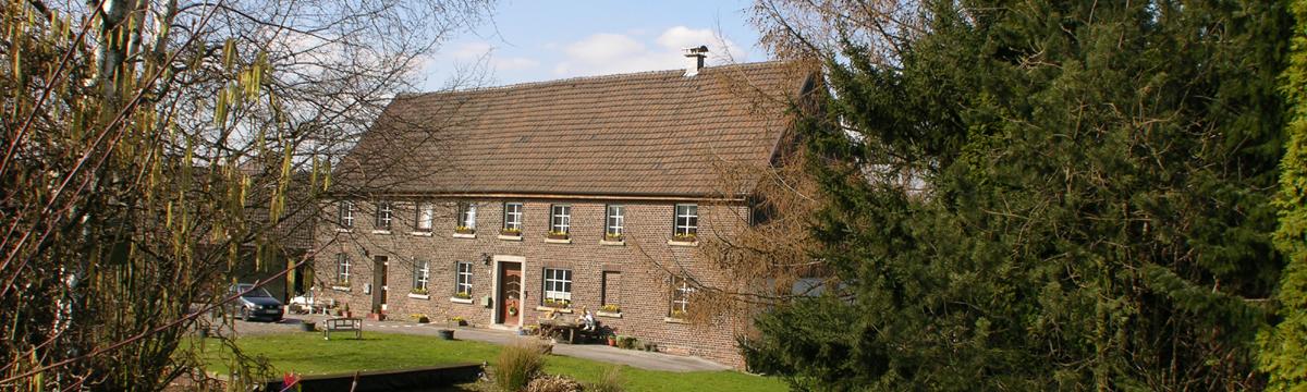 Scheifenhof in Ratingen - Familie Peter vom Bey